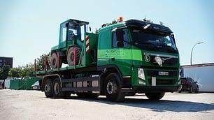 Maschinentransport Acht GMBH